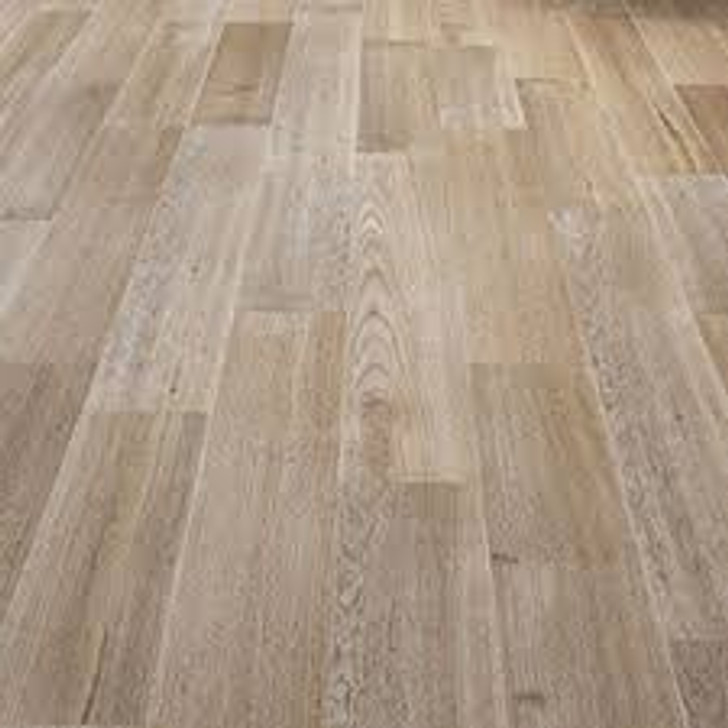 "Triangulo Brazilian Ash Atelier 7 1/2"" Exotic Engineered Hardwood Plank"