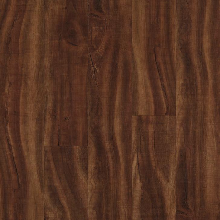 "Happy Feet Ironman 6"" Glue Down Luxury Vinyl Plank"