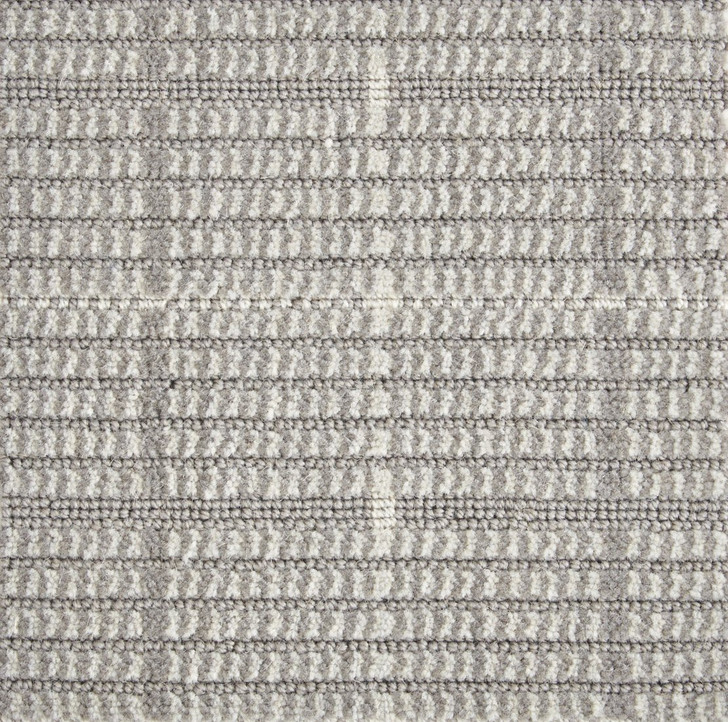 Stanton Cobble Hill Brownstone Plaid Wool Blend Residential Carpet