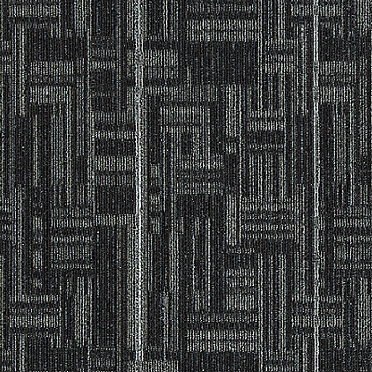 """Mohawk Daily Wire 24"""" x 24"""" 2B194 Commercial Carpet Tile"""