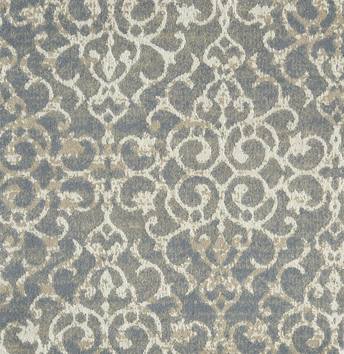 Stanton Contempo Ornate Wool Blend Residential Carpet
