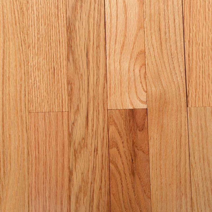 "Bruce Bristol Plank 3 1/4"" Natural Oak Solid Hardwood Carton"