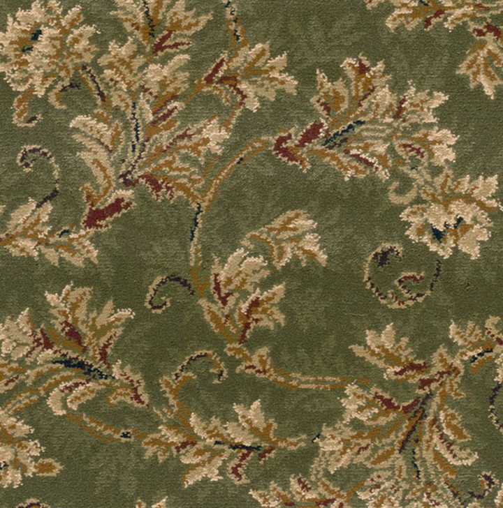Stanton Earnest Collection Scroll Polypropylene Fiber Residential Carpet
