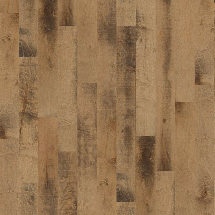 "Shaw EPIC Plus Addison Maple 5"" SW552 Engineered Hardwood Plank"