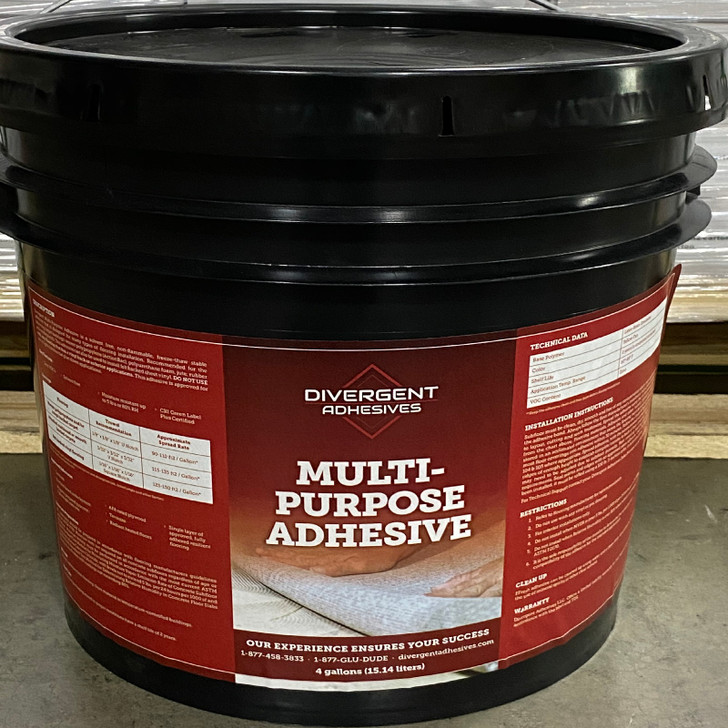 Divergent Multi-Purpose Carpet Adhesive