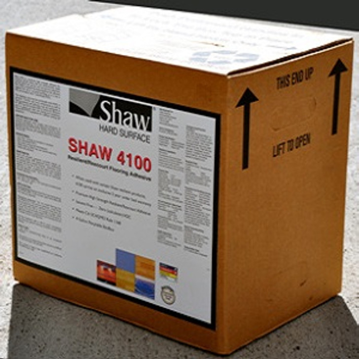 Shaw LG4100 4G Pressure Sensitive Vinyl Adhesive
