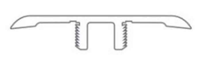 Shaw Laminate T-Molding SVTMD