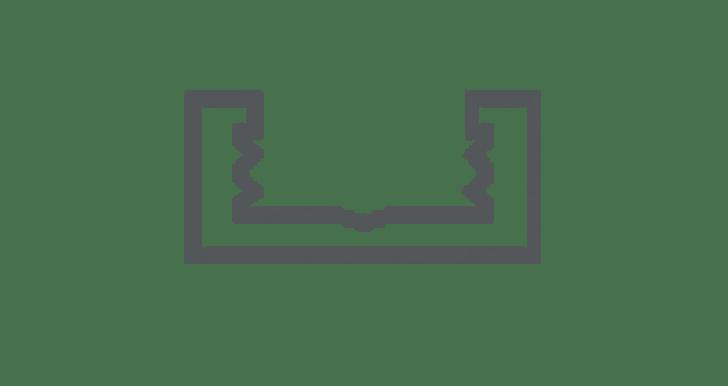 Shaw Laminate Molding Track