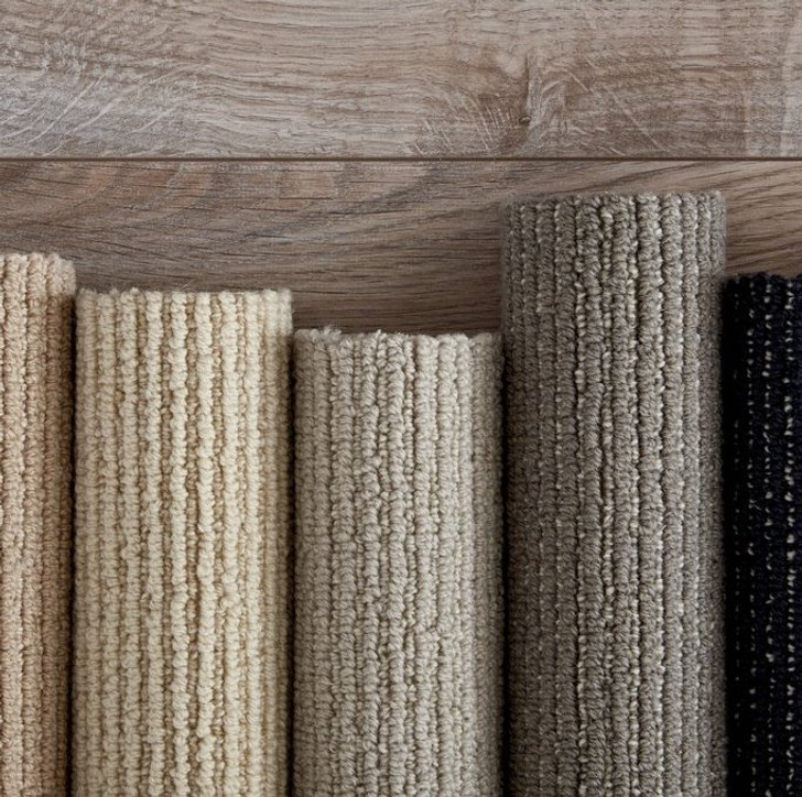 Stanton Natural Wonders Highcliff Sandstone Wool Fiber Residential Carpet Room Scene