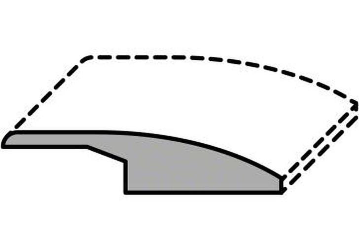 Overlap Reducer Handscraped 3/8 SORH8