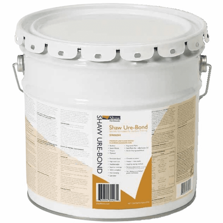 Shaw Ure-bond Plus SWADH 4 Gallon Engineered Wood Adhesive