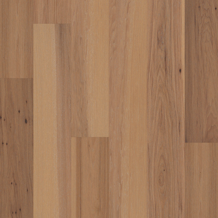 "Shaw Repel Sanctuary Hickory 6"" SW715 Engineered Hardwood Plank"