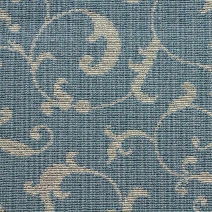 Stanton Pacific Villa Sombra Surf  Wool Blend Residential Carpet