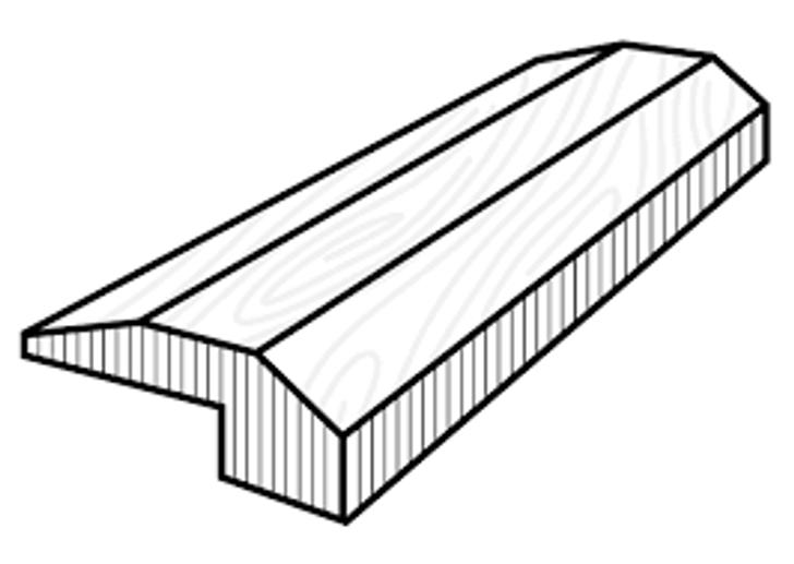 Johnson Hardwood Treshold | Carpet Reducer