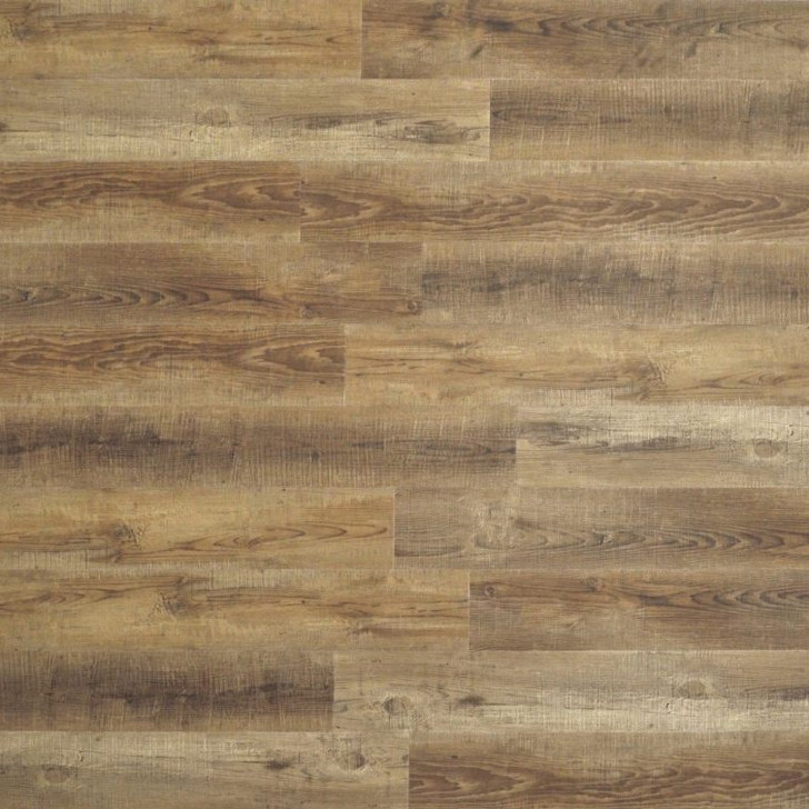 "Johnson Flooring Farmhouse Manor 7 1/8"" Luxury Vinyl Plank"