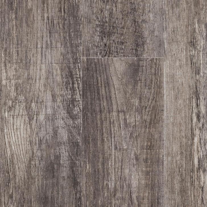 "Tarkett Transcend Click Recovered Plank Brindle Gray 7.5"" Luxury Vinyl Plank"
