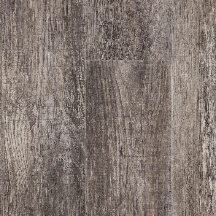 "Tarkett Transcend SureSet Recovered Plank Brindle Gray 9"" Luxury Vinyl Plank"