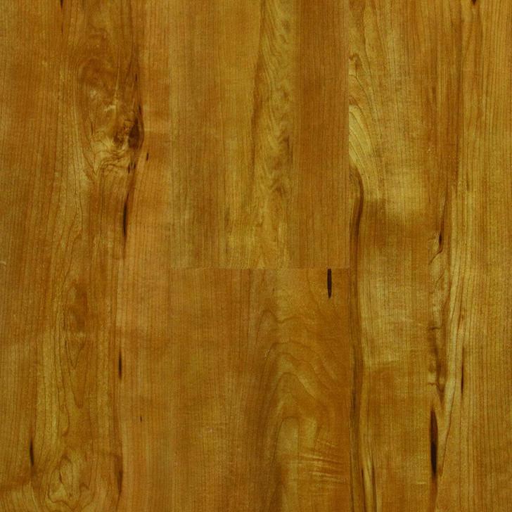 """Tarkett Aloft Gluedown Heart Maple Golden Rose 6"""" Luxury Vinyl Plank"""