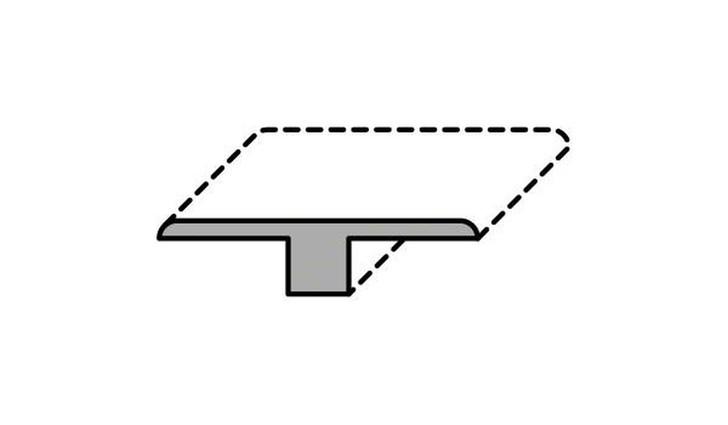 IndusParquet Hardwood T-Mold