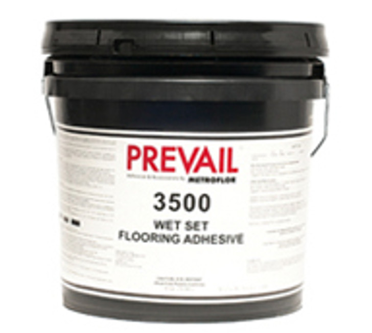 Metroflor Prevail 3500 Wet Set 1 Gallon Adhesive