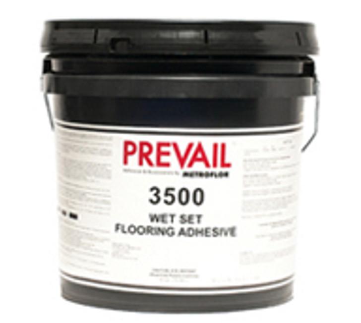 Metroflor Prevail 3500 Wet Set 4 Gallon Adhesive