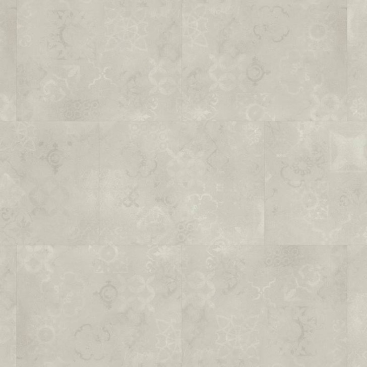 "Karndean Select Stone Patterned Limestone 18""x24"" Luxury Vinyl Tile"