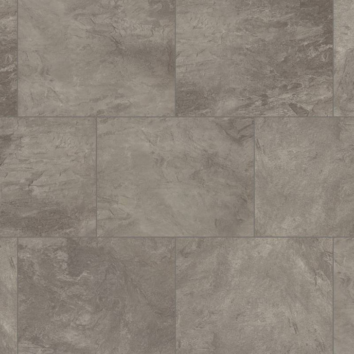 "Karndean Select Stone Slate 18""x24"" Luxury Vinyl Tile"
