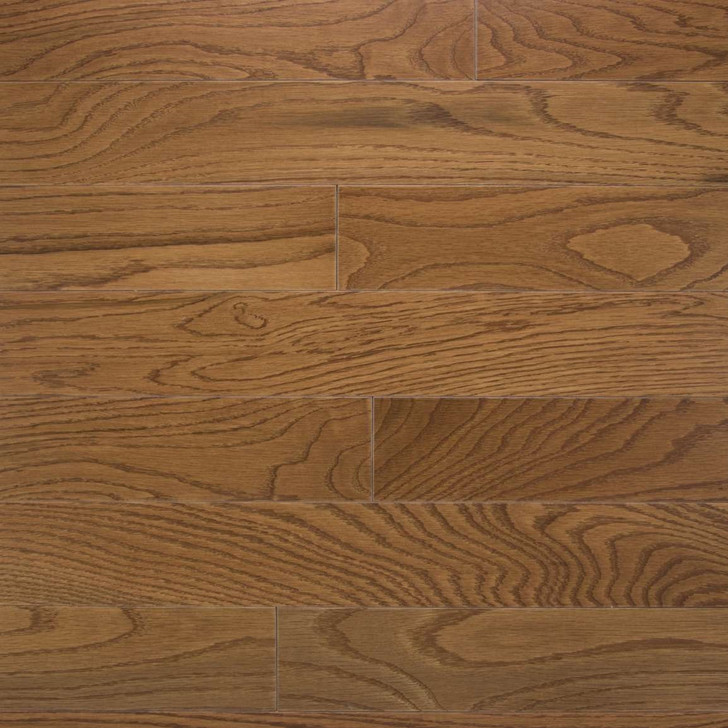 "Somerset Color Strip Collection 2 1/4"" Solid Hardwood Strip"