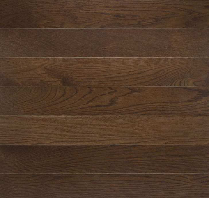 "Somerset Color Strip Collection 3 1/4"" Solid Hardwood Strip"