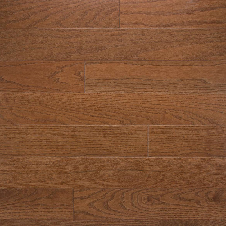 """Somerset Color Plank Collection 5"""" Solid Hardwood Plank"""