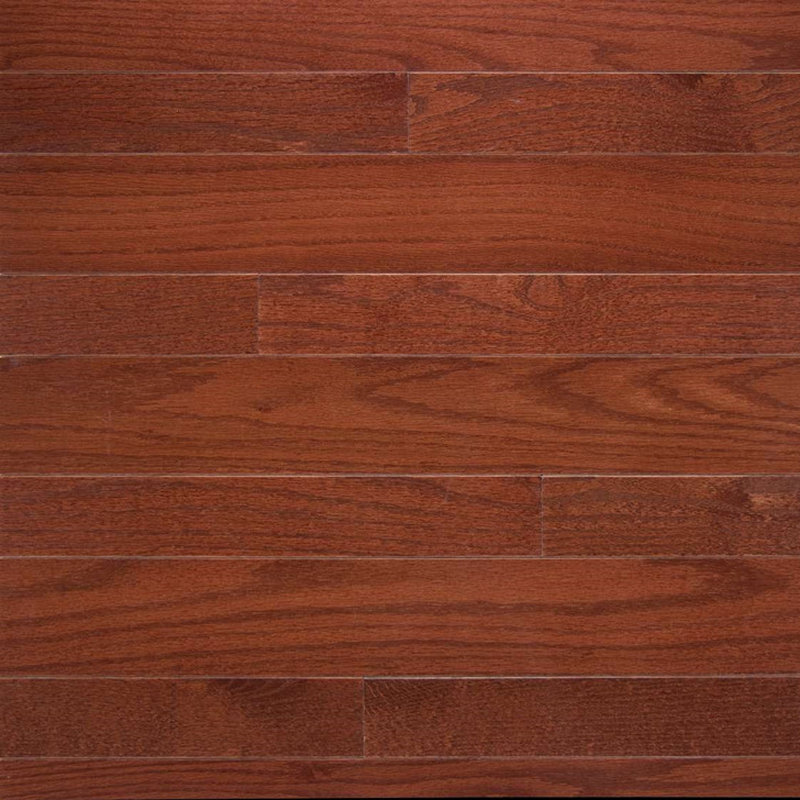 """Somerset High Gloss Collection 2 1/4"""" Solid Hardwood Strip"""