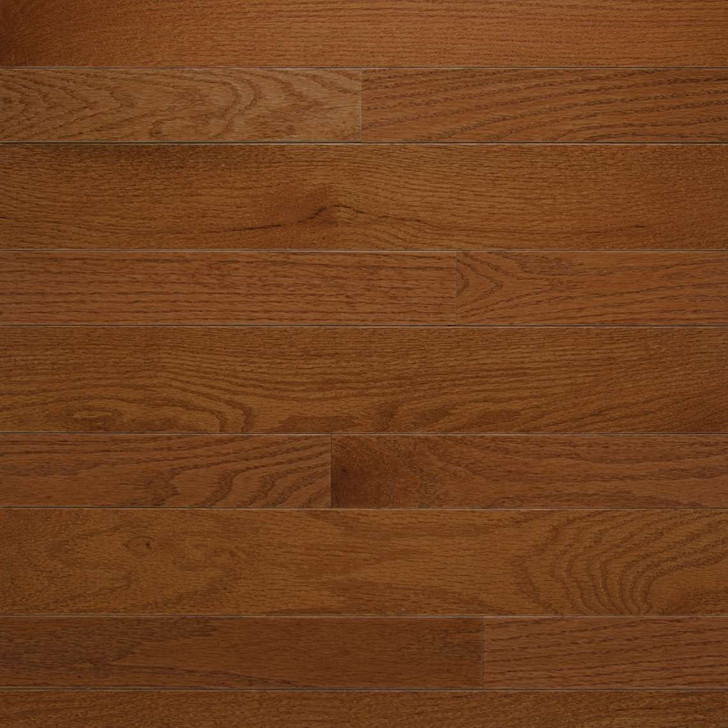 "Somerset High Gloss Collection 3 1/4"" Solid Hardwood Strip"