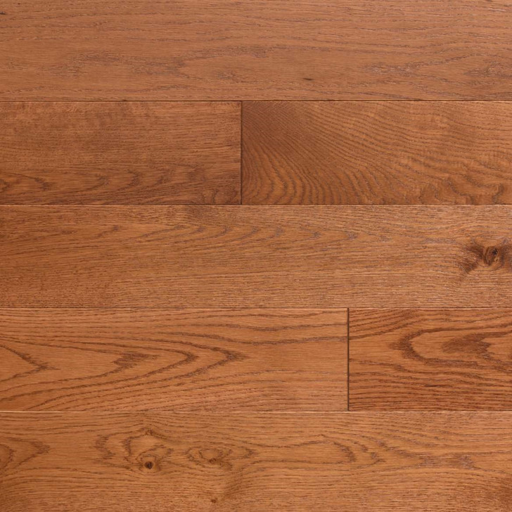 """Somerset Classic Character Collection 5"""" Solid Hardwood Plank"""