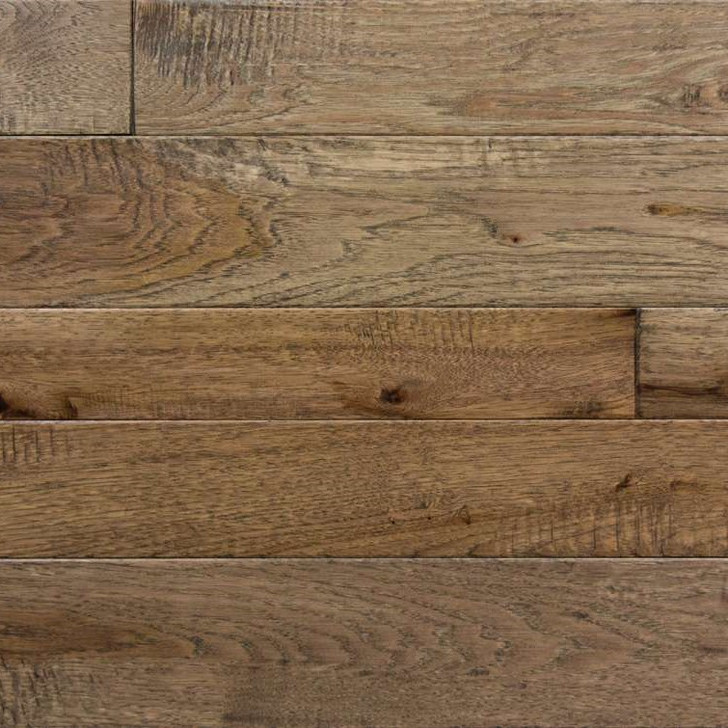 Somerset Hand Crafted Collection Mixed Width Engineered Hardwood Plank