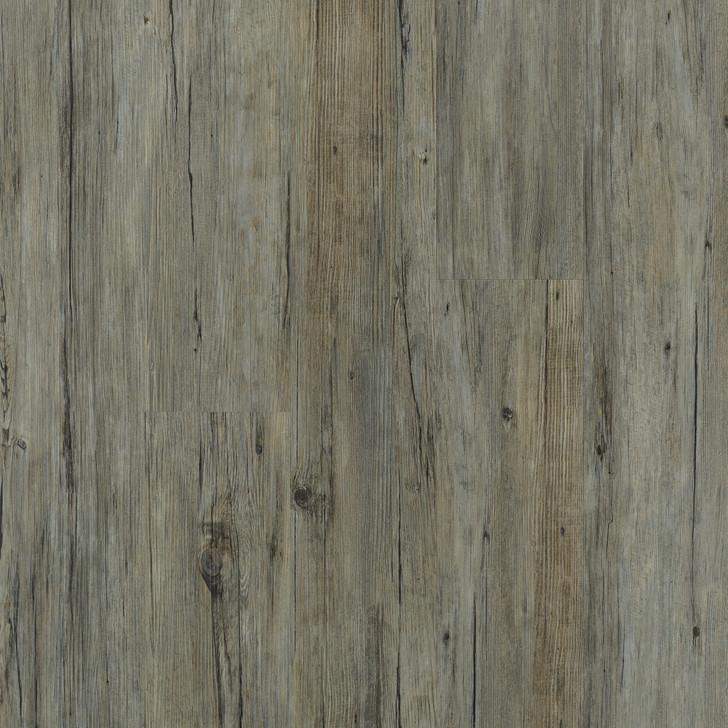 "In Stock Special Happy Feet Rustic Elegance Weathered Pine 7"" Luxury Vinyl Plank"