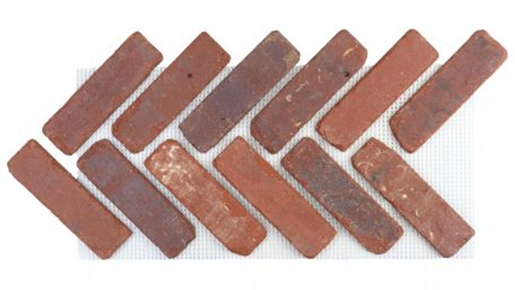 Old Mill Brick Colonial Herringbone Sheet