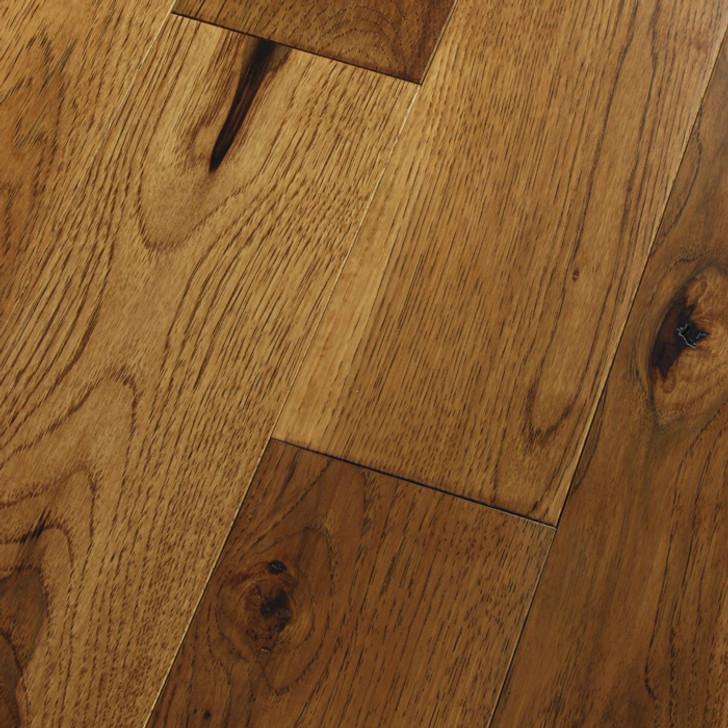 HomerWood Traditional Character Hickory Solid Hardwood