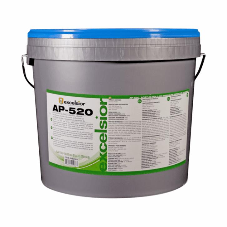 Excelsior Acrylic Roll-on Pressure-Sensitive AP-520 Vinyl Adhesive