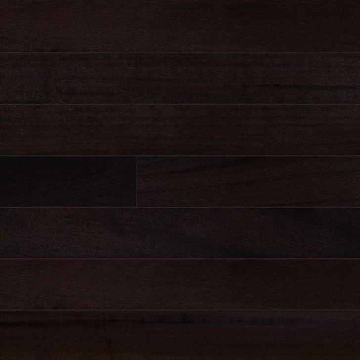 "IndusParquet Tigerwood Midnight 5.5"" Solid Hardwood Plank"