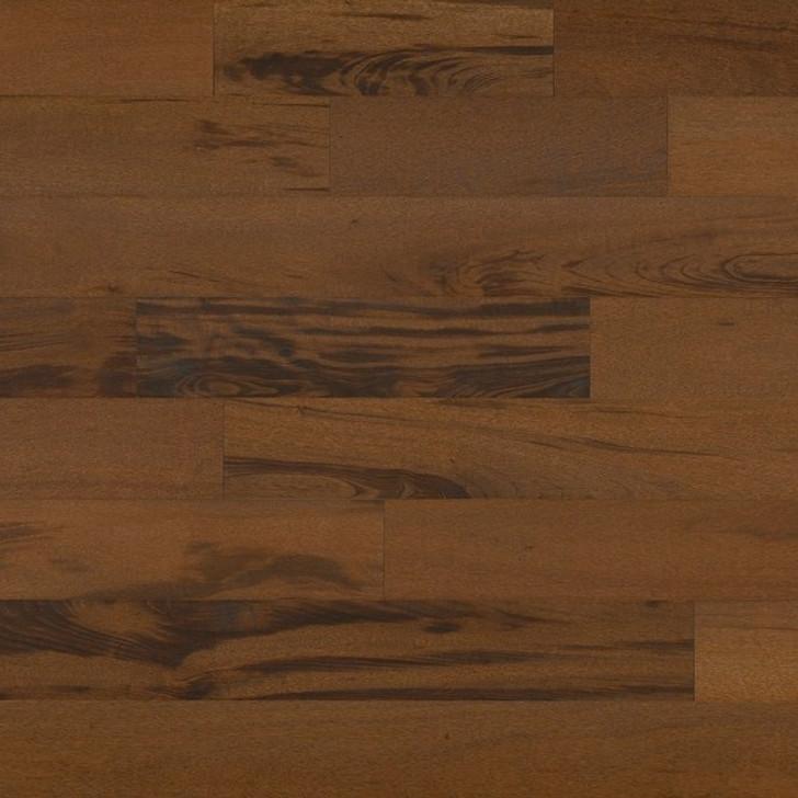 "IndusParquet Tigerwood Wirebrush 7 3/4"" TW58WB Engineered Hardwood Plank"