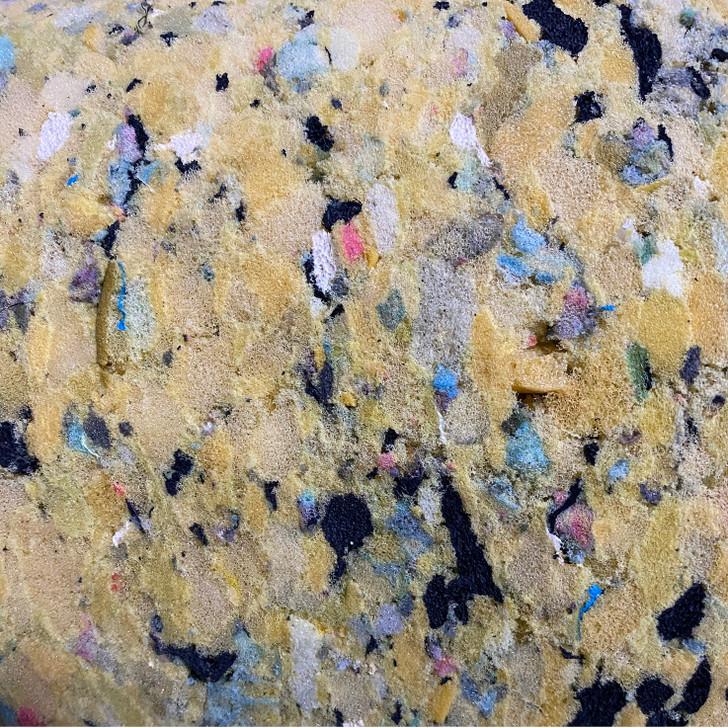 "7/16"" Diamond 6 lb. Rebond Carpet Padding 30 SY Per Roll"