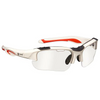 Onix Falcon Eyewear White (comes with Clear, Sunglass & Blue tint lens and pouch)