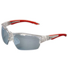 Onix Owl Eyewear Clear (comes with Clear, Sunglass & Blue tint lens and pouch)