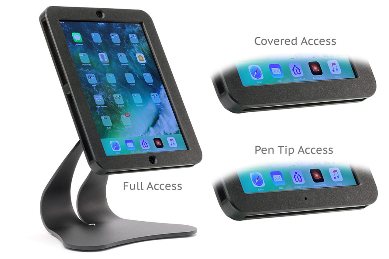 Two Ways to Lock an App while in an iPad Security Stand