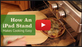 How an iPad Stand Makes Cooking Easy In Your Kitchen