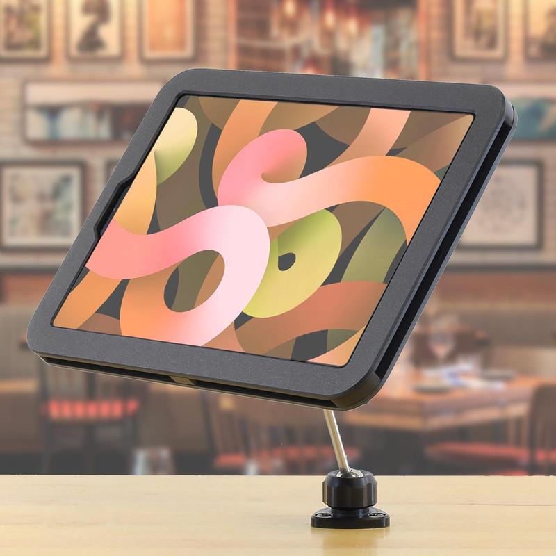 iPad Mount in a Restaurant