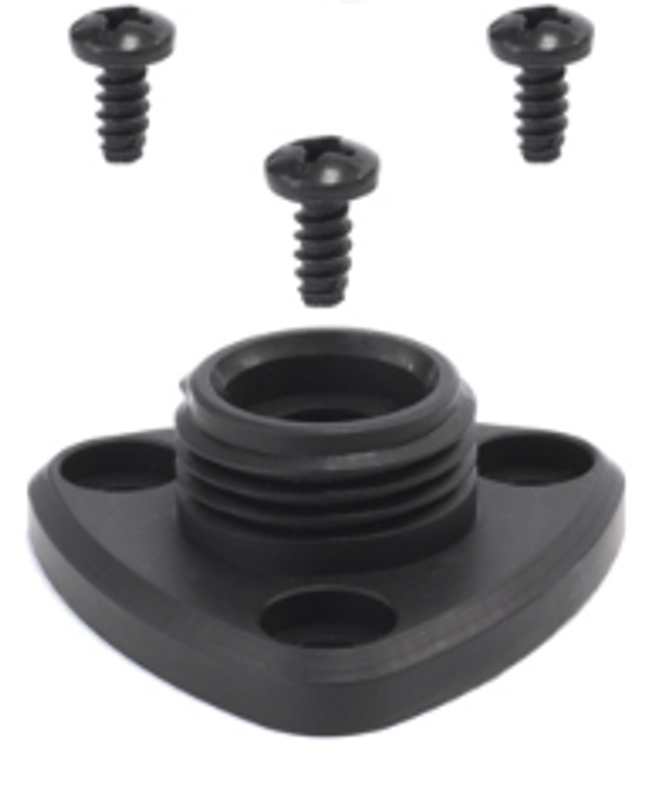 Mount with 3 Fast Turn Screws