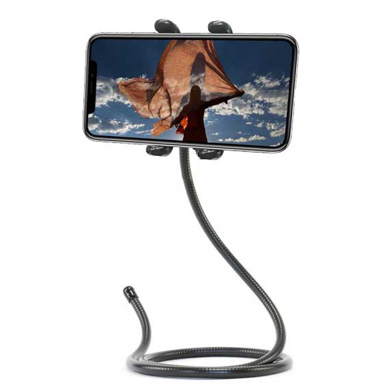 Flexible iPhone Holder Stand PED5-COIL-H