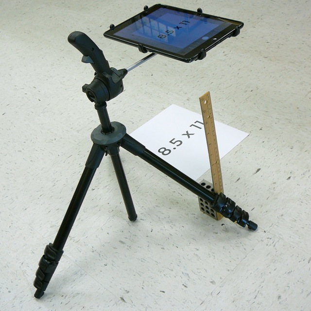 Shown on a Manfrotto 785B tripod with PED-IPA10 (or PED4-IPA10-PLANET)As an example, shown on a Manfrotto 785B tripod with PED-IPA10 (or PED4-IPA10-PLANET)