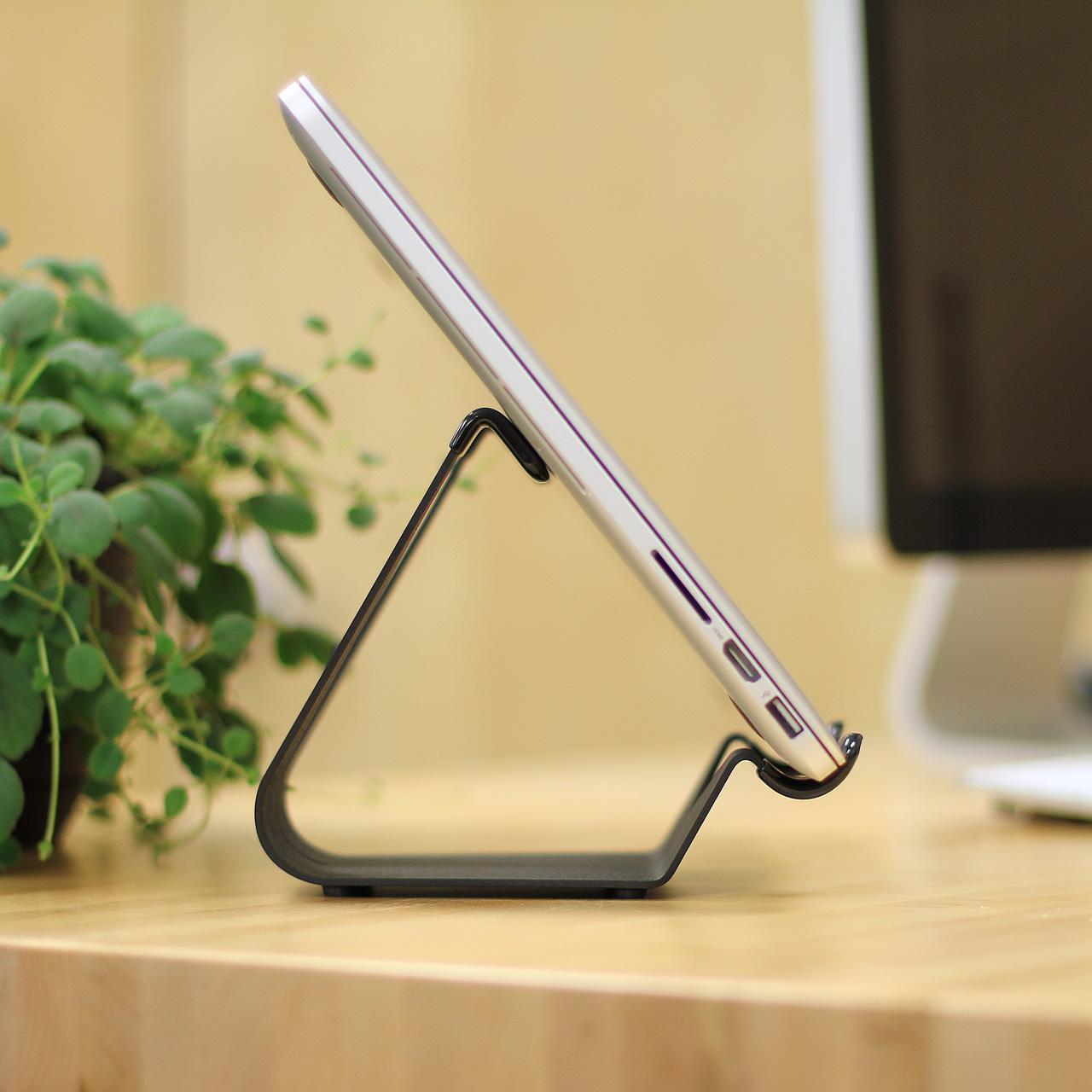 Laptop Stand - 15 Inch Laptops & Smaller - All MacBook Pro, MacBook, MacBook Air & More